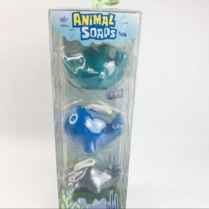 Animal Soaps On A Rope